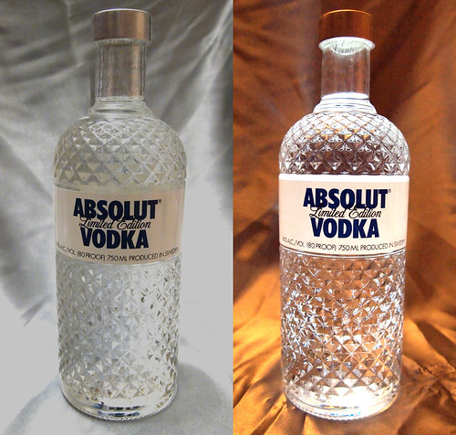 ABSOLUT VODKA ABSOLUT GLIMMER