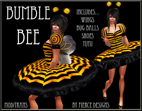 Bumble bee (adult)