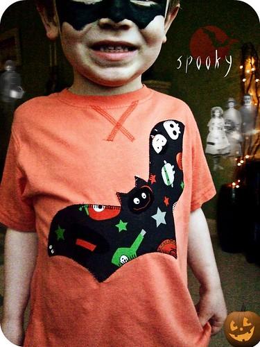 spooky T