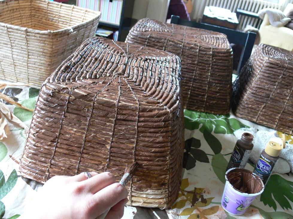 Jenny: Basket Liners