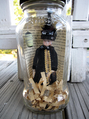 Victorian Witch Jar! 8