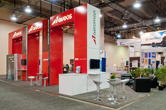 Aveos Left Large Custom Modular Tradeshow Stand (selco-stands) Tags: picture modular larger 15000