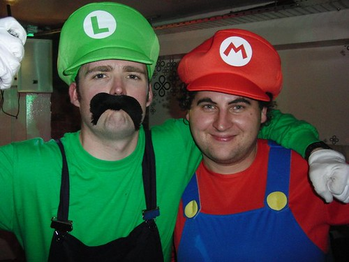 Super Mario Bros. Mario and Luigi