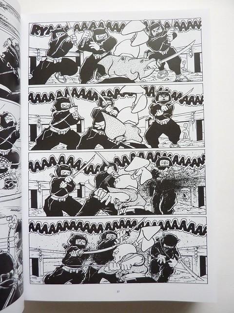 Usagi Yojimbo: The Special Edition by Stan Sakai - page