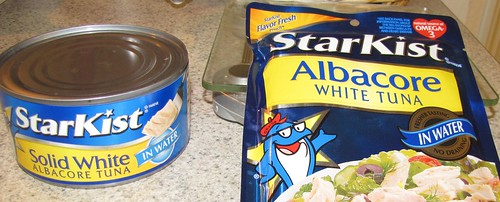 Starkist Albacore Tuna Comparison