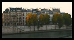 932 Paris (Nebojsa Mladjenovic) Tags: light urban house paris france tree art seine architecture digital french outdoors lumix frankreich panasonic frankrijk francia arbre francais laseine drvo svetlost mladjenovic