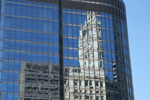Wrigley Reflected
