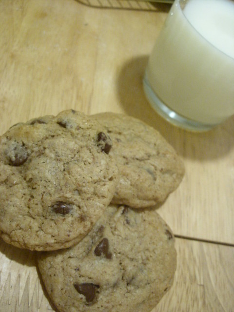 Almond Chocolate Cookies2