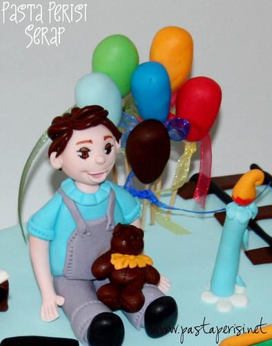 çınarın 1 yaş pastası