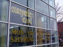 Sunprint Cafe