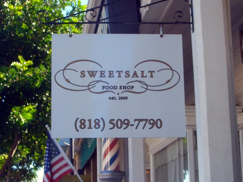 Sweetsalt Sign