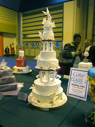 Wedding Cake Competition