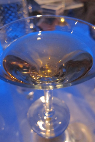 Alinea West: Course 6a - Absolut Martini