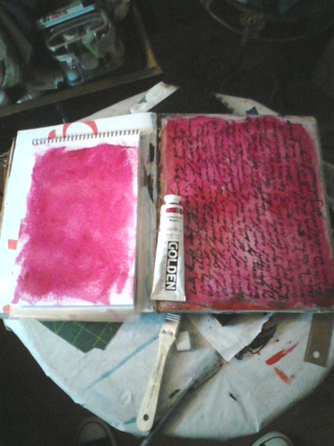 This is the most magenta i have ever  used in one sitting