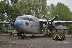 C-119G Packard 10 Preserved at Melsbroek (Hermen Goud Photography) Tags: military transport brussel packard melsbroek flyingboxcar c119g smaldeel