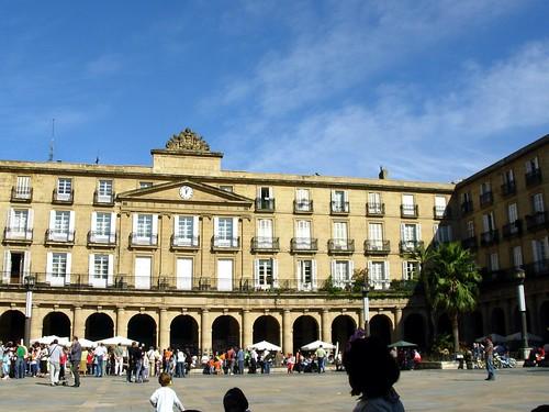 Plaza Nueva -Bilbao, Espanha