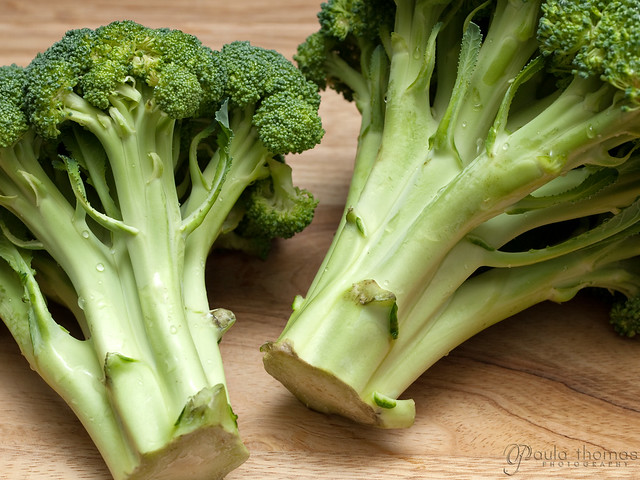 Broccoli Spears