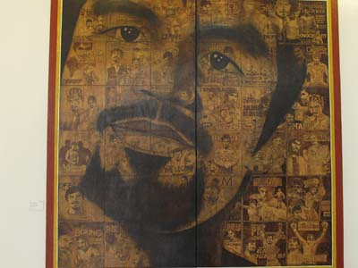 Manny Pacquiao Artwork