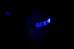 UV and Glow Effects (ammnra) Tags: costume cosplay garrus