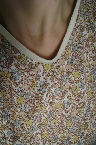 Dolman sleeved
