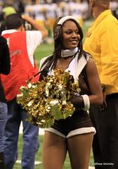 New Orleans Saintsations - Saints v. Steelers 10-31-10 (MattyV53)  sc 1 st  Fiveprime & The Worldu0027s Best Photos of dance and saintsations - Flickr Hive Mind