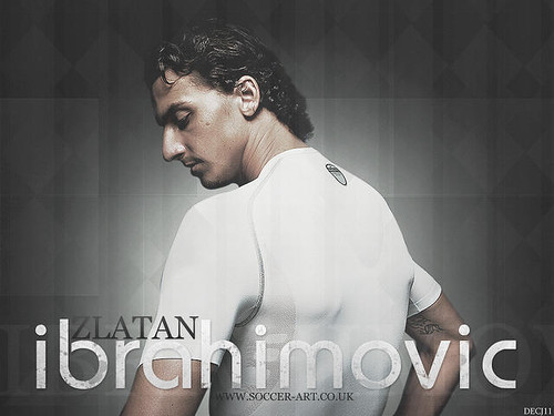 A few sites where you can check out nice Zlatan Ibrahimovic wallpaper.