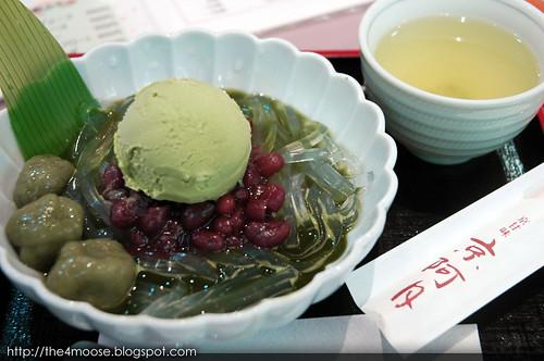 Kyo-Azuki - Dessert