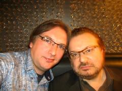 Me and Zeldman