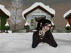 Winter (PieInk) Tags: sl secondlife femboy femboi