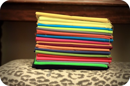 stack of solids