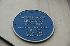 Photo of Agnes Ann Bracken blue plaque