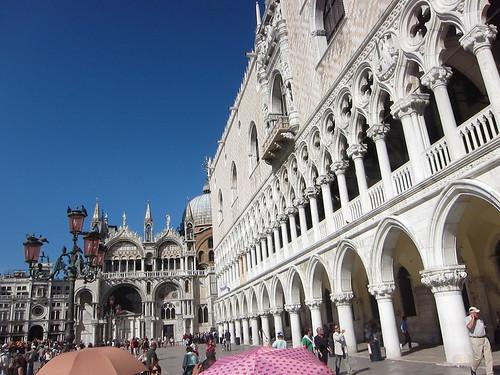 圣马可广场和教堂