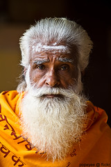 An Indian Portrait (Popeyee) Tags: pictures old portrait india man men face canon photo flickr gallery foto photographer image photos pics indian picture kerala images holy fotos bild hindu incredible bilder journalist sadhu 2010 2011 godsowncountry sanyasi portraitworld popeyee popeyeeflickr