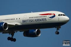 G-BNWU - 25829 - British Airways - Boeing 767-336ER - Heathrow - 100617 - Steven Gray - IMG_4084