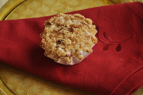 Cranberry Pineapple Muffins