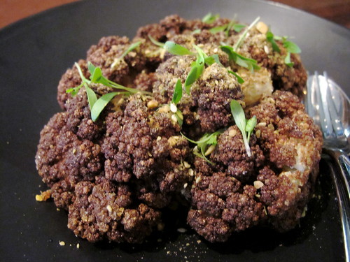 Lebanese cauliflower