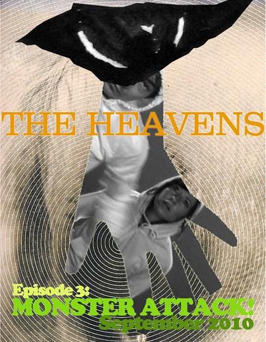 Heavens 3 Poster Art