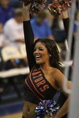Gator Dazzlers (dbadair) Tags: basketball cheerleaders state florida gators cheer sec morehead eagles uf 2010 dazzlers