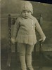 Eva Monks , 2 yrs old 1932
