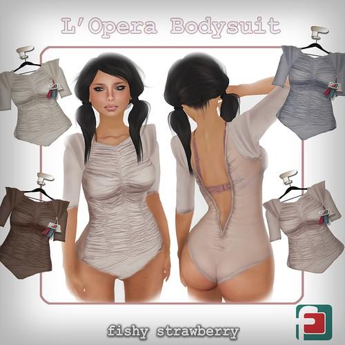 L'Opera Bodysuit