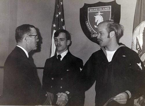 Lee L Chapman, 1971