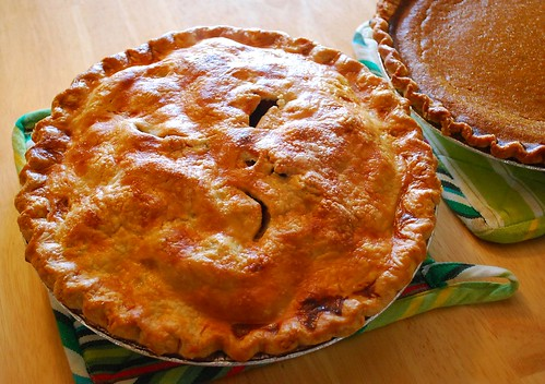 Thanksgiving pies 4