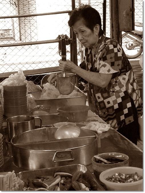 Yee Jie Fishball Noodle Stall