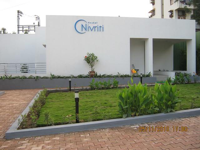"Sample Flat of ""Kushal Nivriti"" 2 BHK -3 BHK Flats near Jyoti Restaurant, Kondhwa, Pune 411 048"