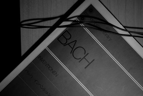 Bach インベンション