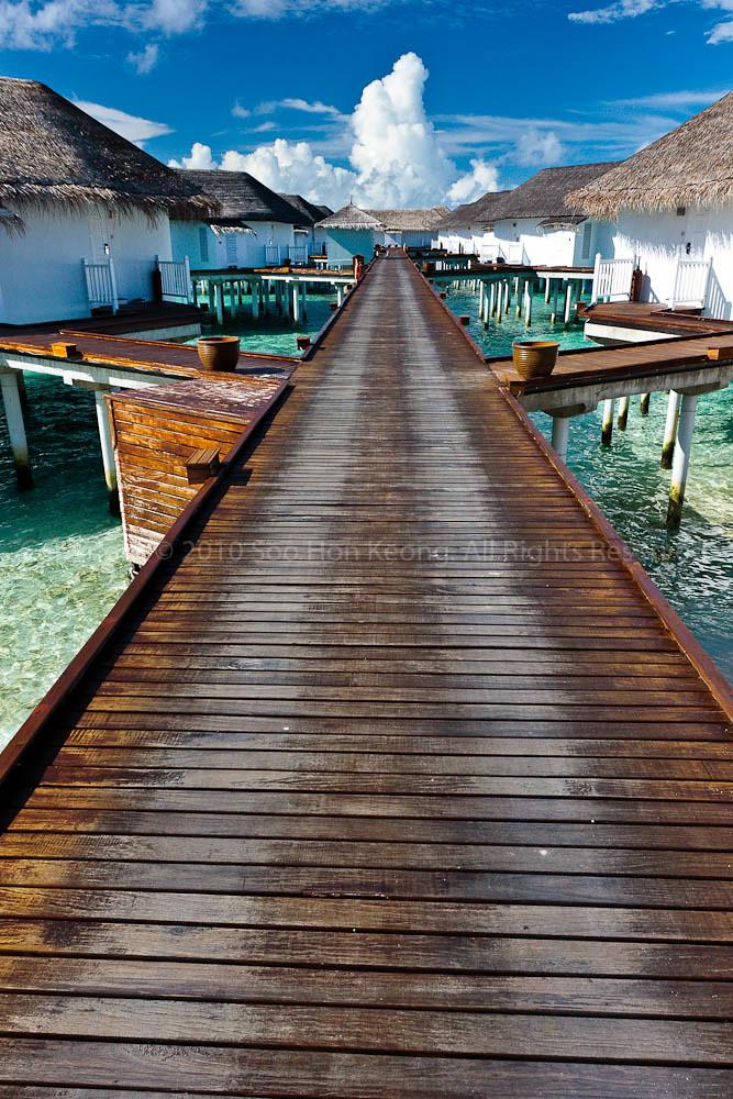 Deluxe Water Villas @ Centara Grand Island Resort & Spa Maldives