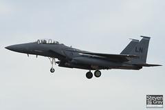 91-0304 - 1211 E169 - USAF - McDonnell Douglas F-15E Strike Eagle - Lakenheath - 100719 - Steven Gray - IMG_8263