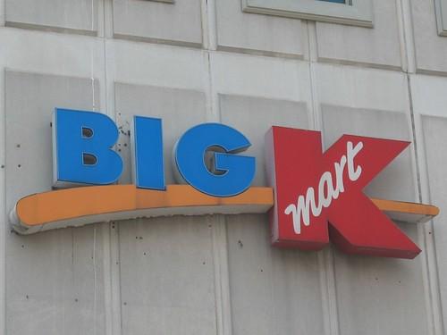 k mart logo. Big Kmart Logo, Philadelphia