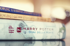 ~ Childhood (plasticdreams ~) Tags: film childhood harry potter books morte quidditch animali hallows doni fantastici deathly