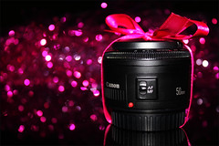 50mm (ll.dyala.ll) Tags: camera pink canon lens 50mm bokeh f18 50 500d